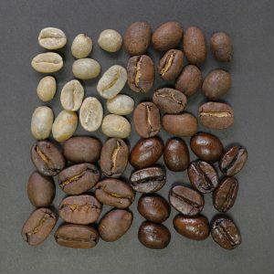 free画像,コーヒー豆4種