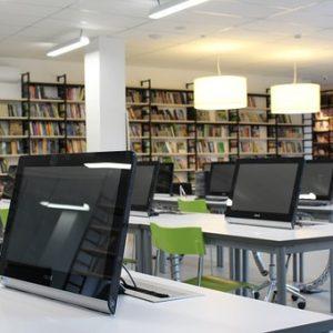 free画像,図書館,PC