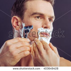 free画像,髭剃り