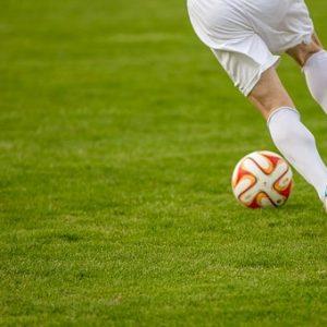 サッカー,足元