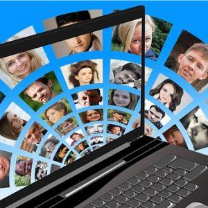free画像,SNS,PC