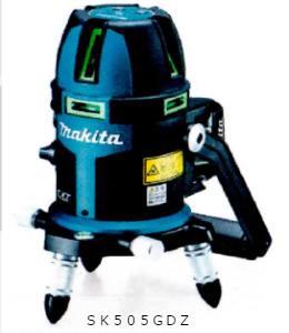 新製品,マキタ,充電式墨出し器