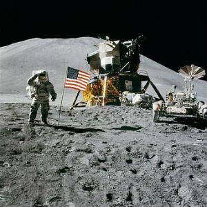 free画像,アポロ月面