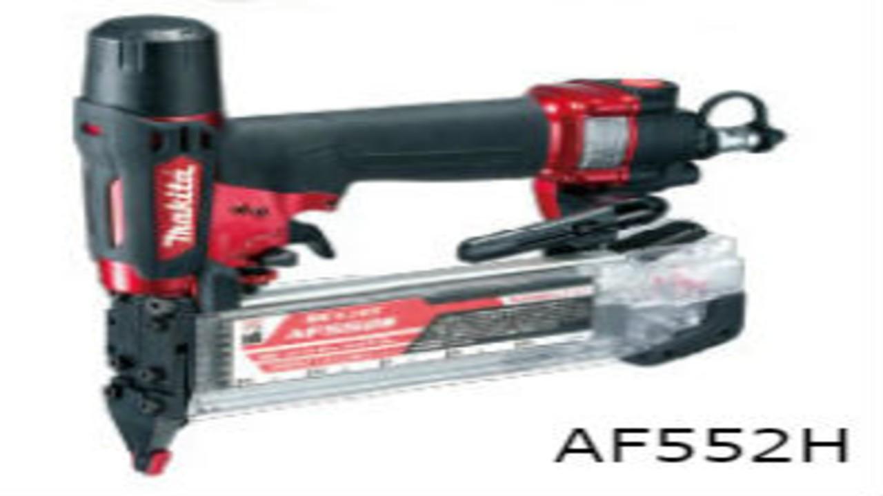 新製品,マキタ高圧仕上釘打ち機