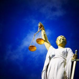 free画像,正義の女神像