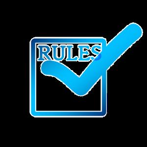 free画像,文字,rules