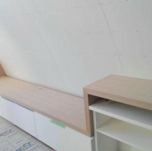 line画像,白木家具