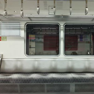 free画像,韓国電車,座席