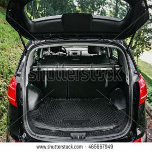 free画像,ワゴン車,トランク