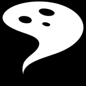 free画像,白幽霊,イラスト