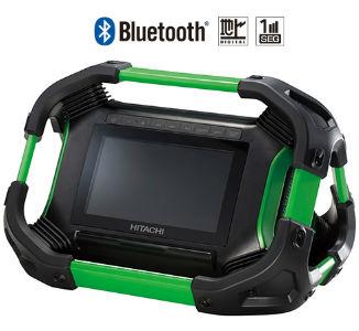 新製品,日立,緑色TVラジオ
