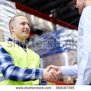 free画像,作業員,握手