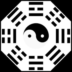 free画像,陰陽,八卦,風水盤