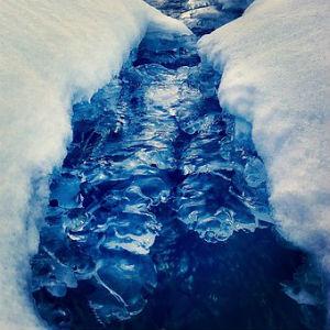 free画像,小川,雪,氷水
