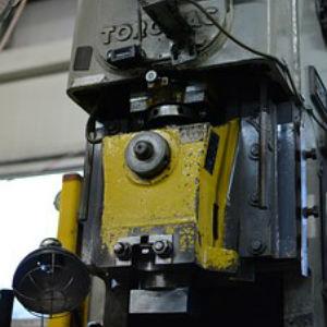free画像,町工場,黄色機械